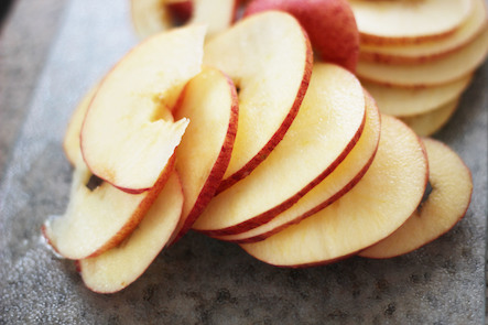 FROZEN Apple Slices-1lb