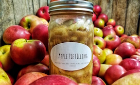 Organic Apple Pie Filler-32oz