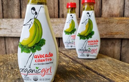 Organic Avocado Cilantro Dressing