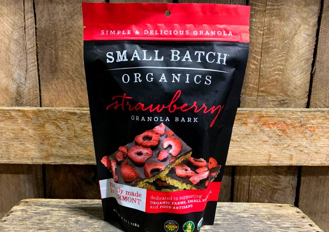 Organic Strawberry Granola Bark 8oz