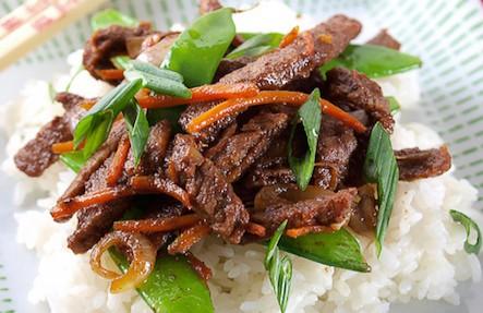 Beef Stir Fry Meat $11.99/lb 1.1lb Pack