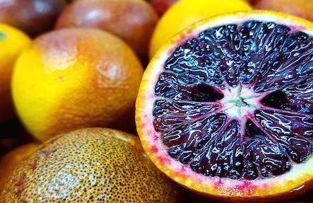 Organic Blood Oranges 3lb Bag