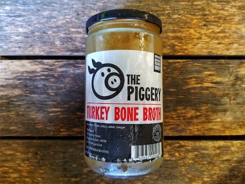 Turkey Bone Broth 22oz