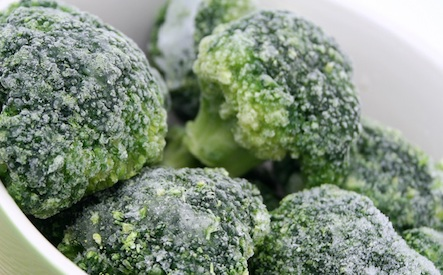 FROZEN Broccoli Florets- 1lb