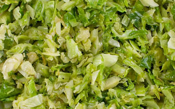 Frozen Brussel Sprouts Sliced