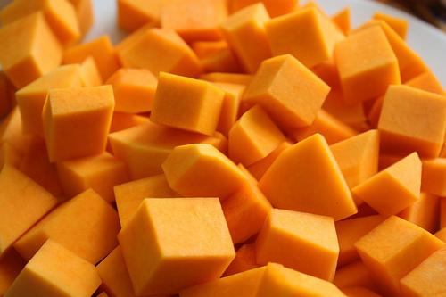 FROZEN Butternut Squash Cubes-1.1lb