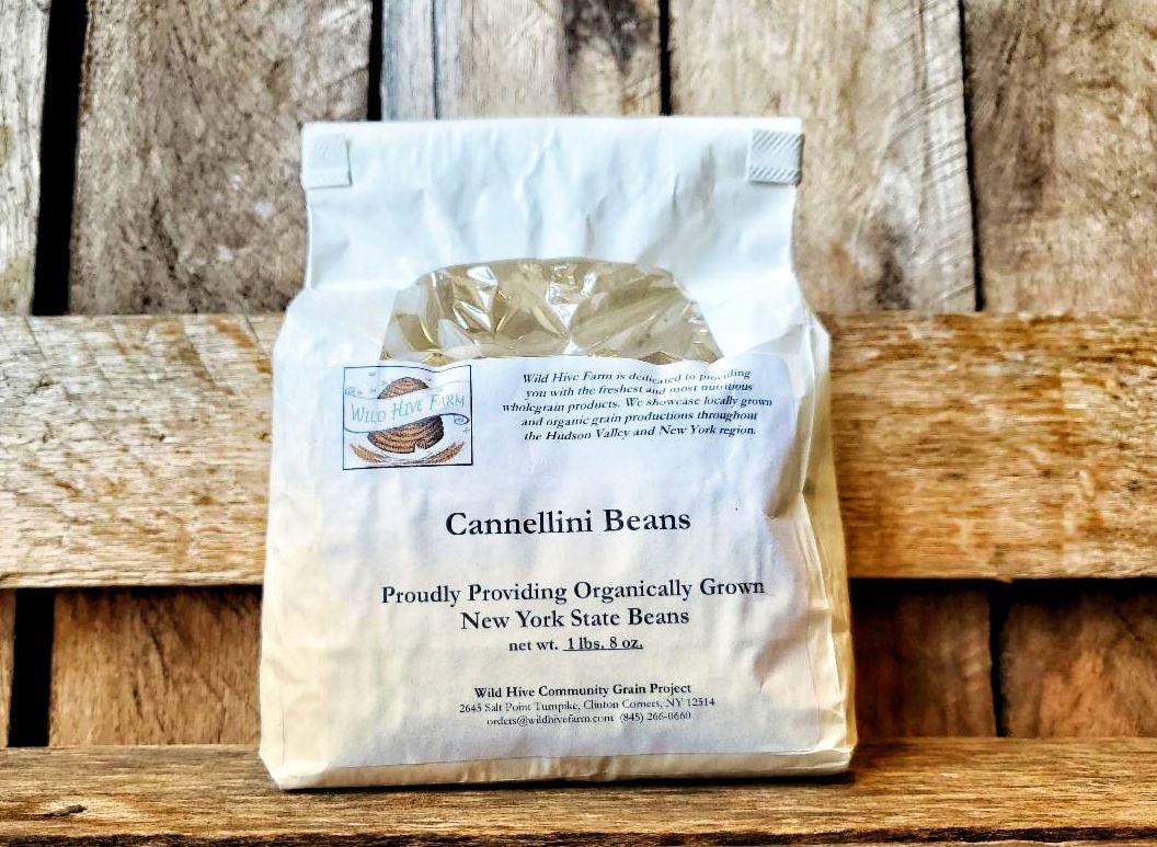 Organic Cannellini Beans 1lb