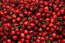 Organic Sour Cherries Quart