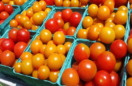 Organic Cherry Tomato Pint