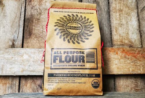 Organic Flour 2lb Bag