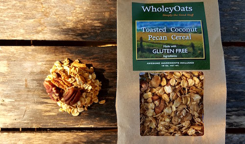 Granola, Toasted Coconut Pecan 1lb