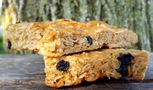 Granola Bars, Blueberry Almond, 4 Bars