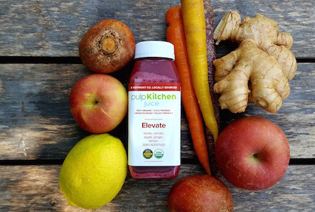 Organic Juice Elevate 8oz
