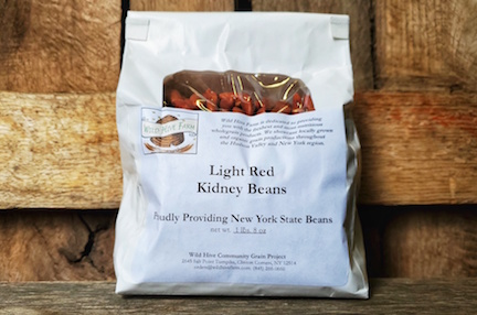 Organic Red Kidney Beans 1.5lb Bag