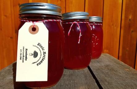 Kombucha: Pomegranite/Blueberry