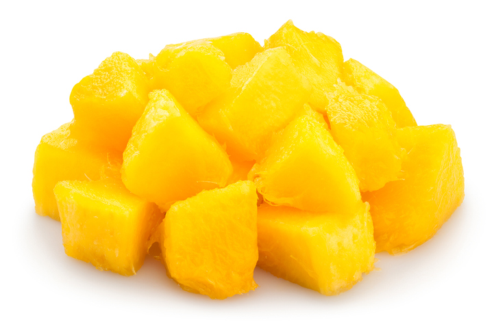 FROZEN Mango Chunks 2lbs