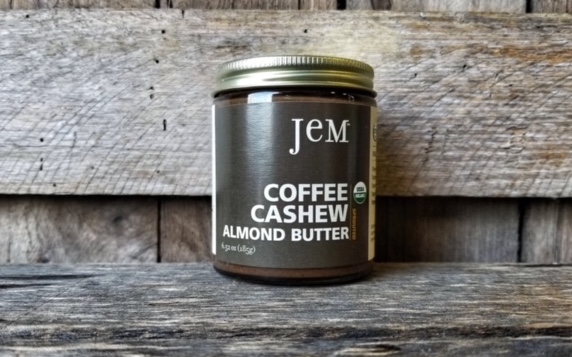Raw Organic Nut Butter- Coffee Cashew