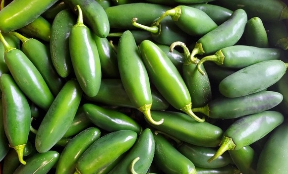 Organic Jalapeno Peppers 1lb Bag