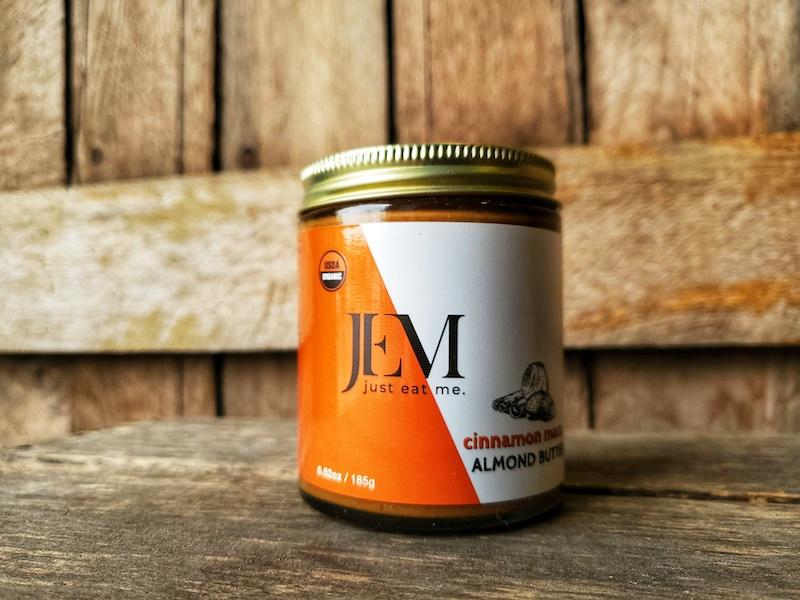 Cinnamon Red Maca Nut Butter- Raw Organic 6.5oz