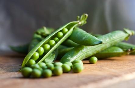 Organic English Peas 2lbs