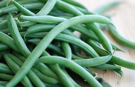 Organic String Beans 2lb Bag