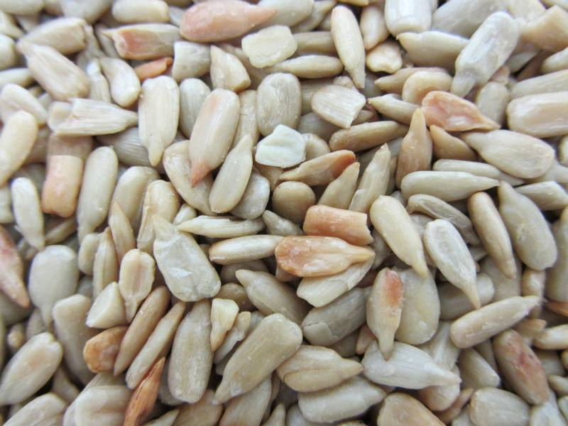 Organic Shelled Sunflower Seeds 1lb