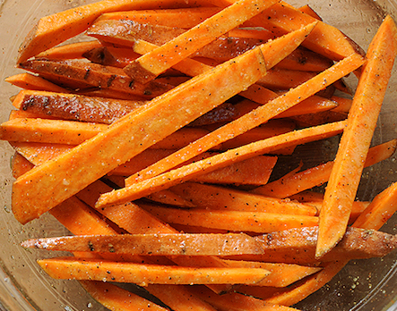 FROZEN Sweet Potato Fries-2lb