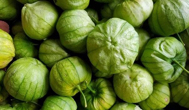 Organic Tomatillos 2lbs