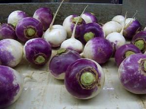 Organic Loose Turnips 3lb