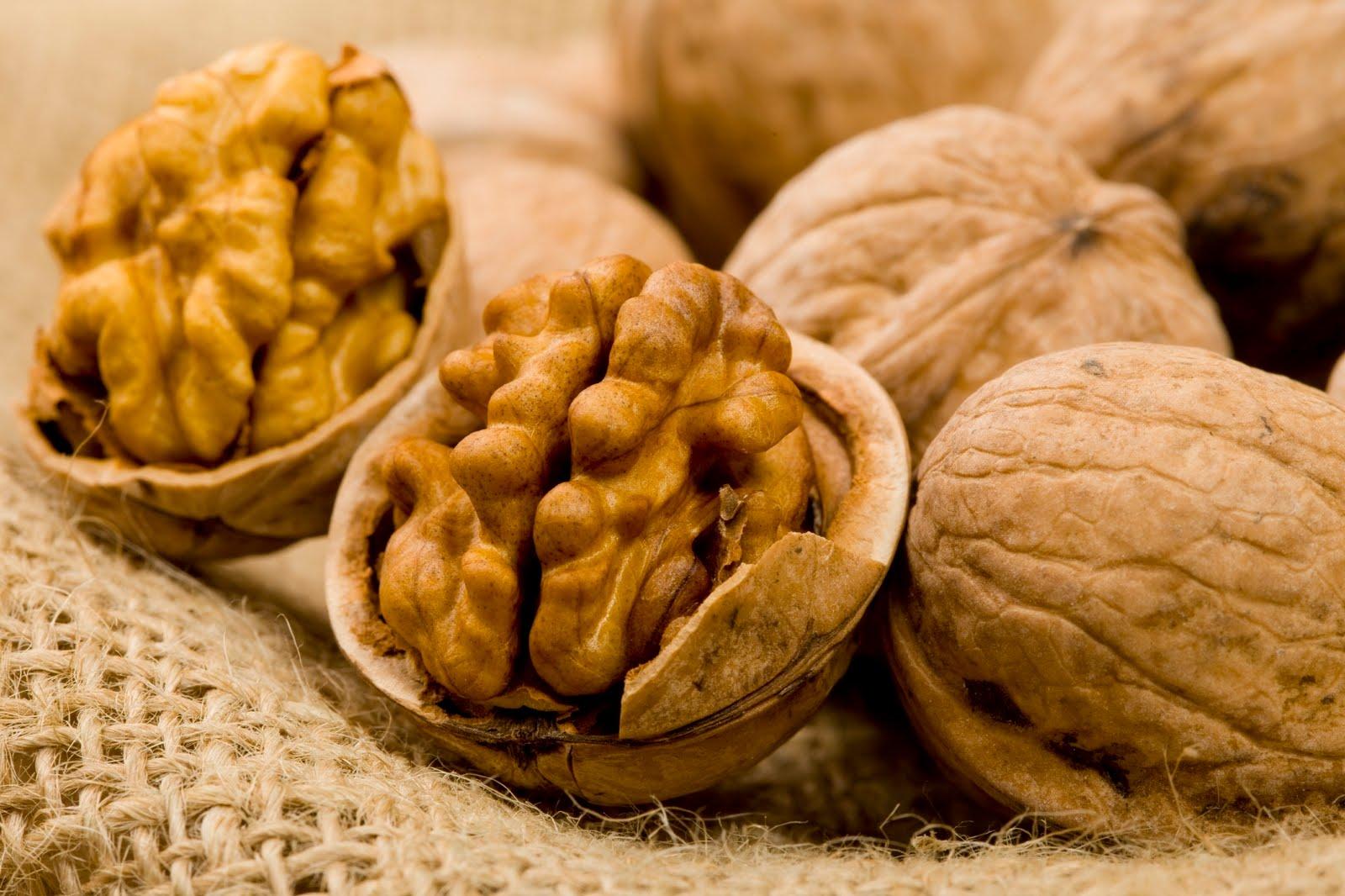 Organic Walnuts 1lb