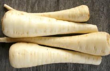 Organic Parsnips 3lb Bag