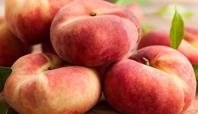 Donut Peaches 3lb Bag