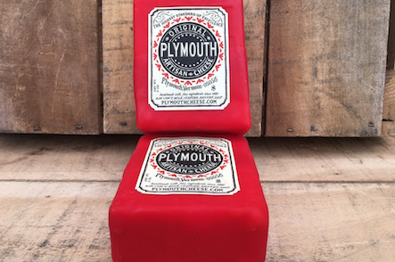 Plymouth Original Medium Cheddar Cheese 8oz