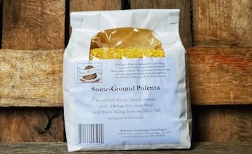 Organic Polenta 1.5lb Bag