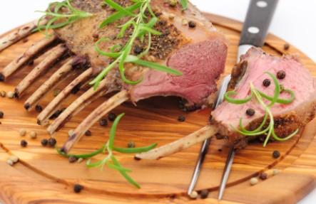 Lamb Rib Rack- 1.6lb ($19.99)