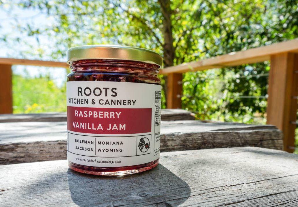 Raspberry Vanilla Jam 9.5oz