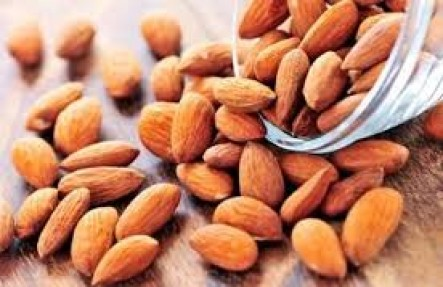 Raw Organic Almonds 1lb $16.99lb