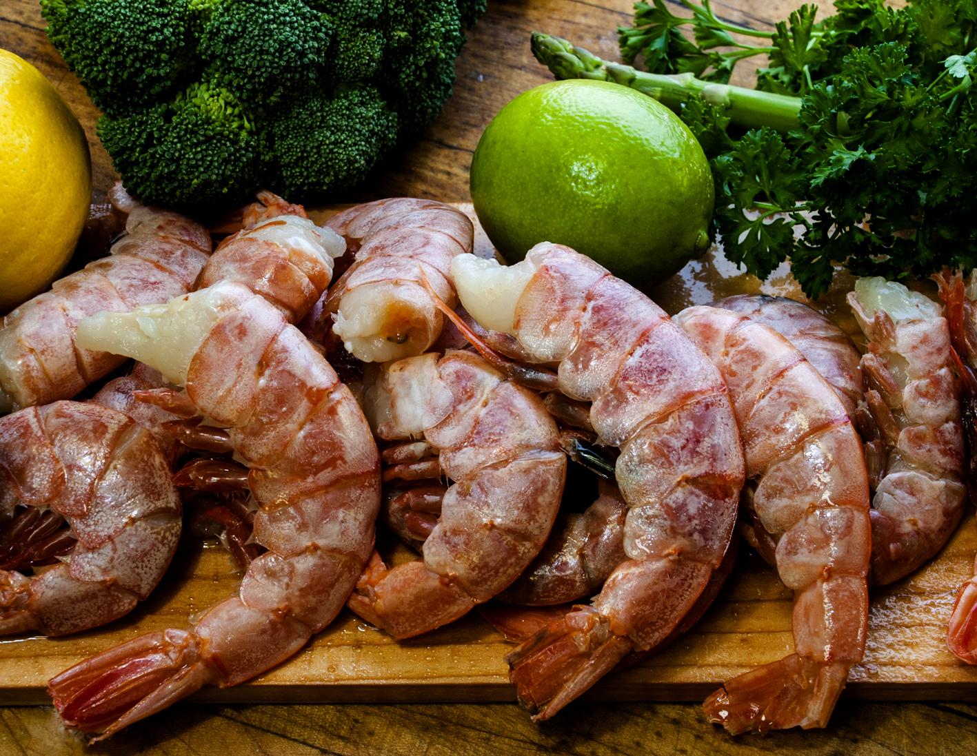 Royal Red Shrimp-Jumbo/Veinless 2.3lb Bag