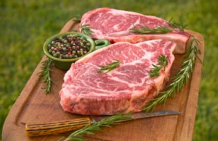 Hemlock Hill Farm Rib Steak 1.7lb Steak $21.99/lb