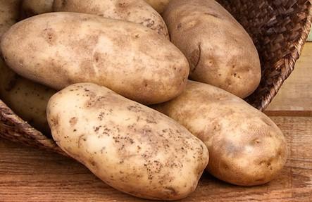 Organic Russet Potatoes 3lb Bag