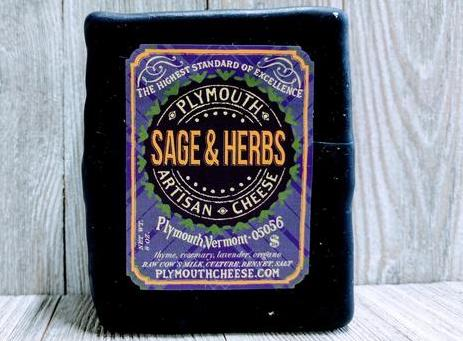 Plymouth Sage and Herb Cheddar