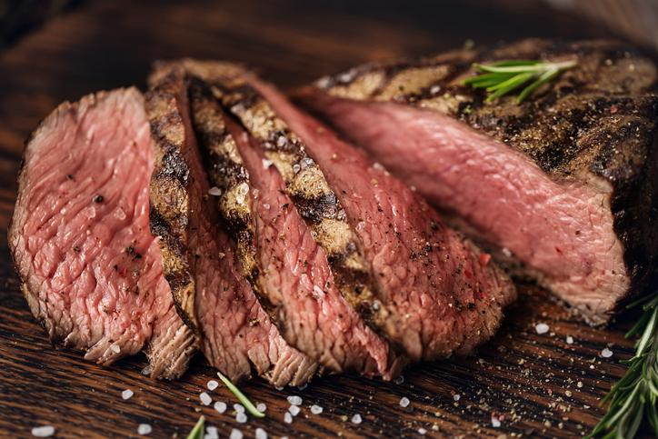 Rosenkratz Farm Sirloin Steak- .6lb Steak $17.99lb