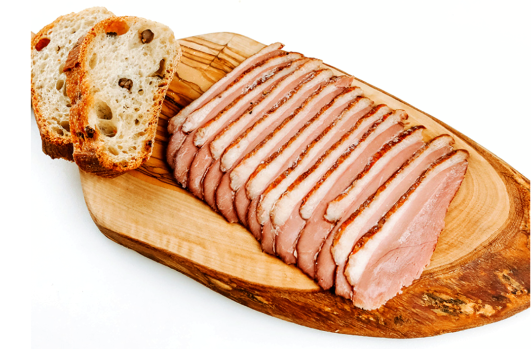 * Smoked * Duck Breast 1.2lb $21.50/lb