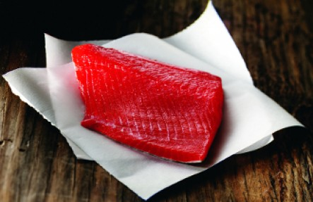 Wild Alaskan Sockeye Salmon .4lb Fillet $22/lb