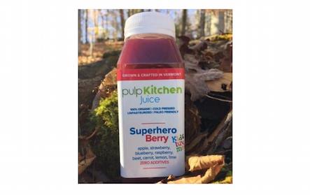 Organic SuperHero Berry Juice 8oz