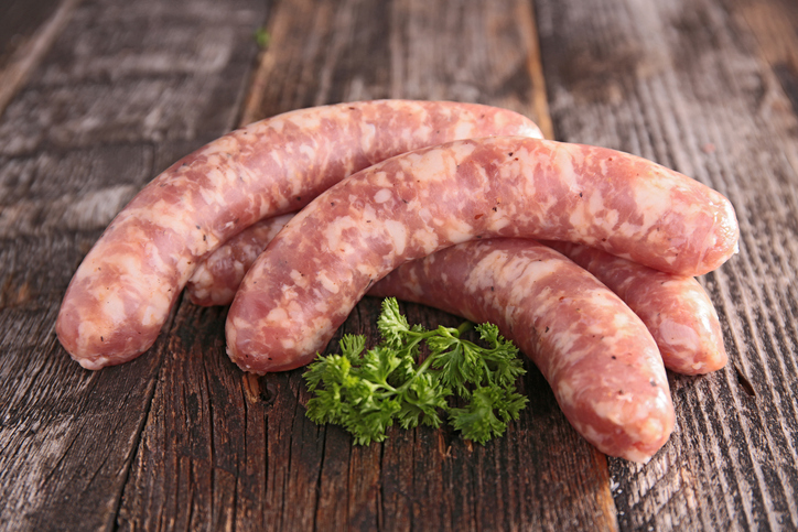 Sweet Sausage Links 1lb Package $10.99lb