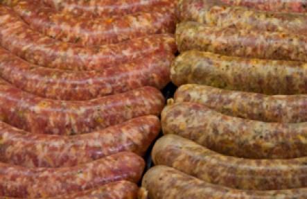 Sweet Sausage Link $11.50/lb- 1lb
