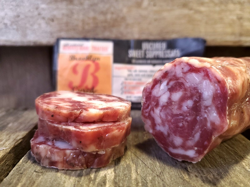 Sweet Soppressata 5oz * CHUB *