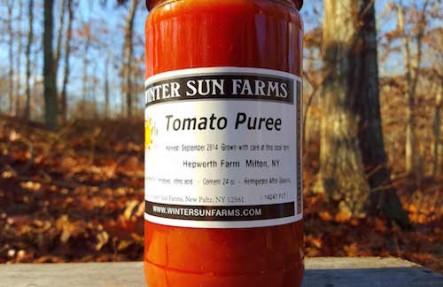 Tomato Puree 24oz $5