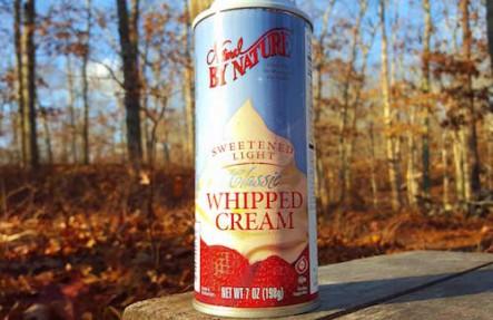 Whipped Cream $6.99